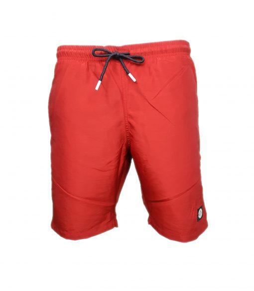 Stone Island Polyester Swim Shorts. Badge Logo in