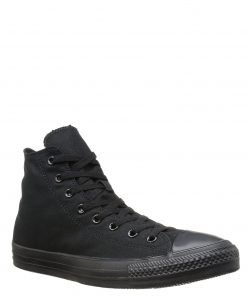 Converse-High-Top-MonoBlack-Trainers