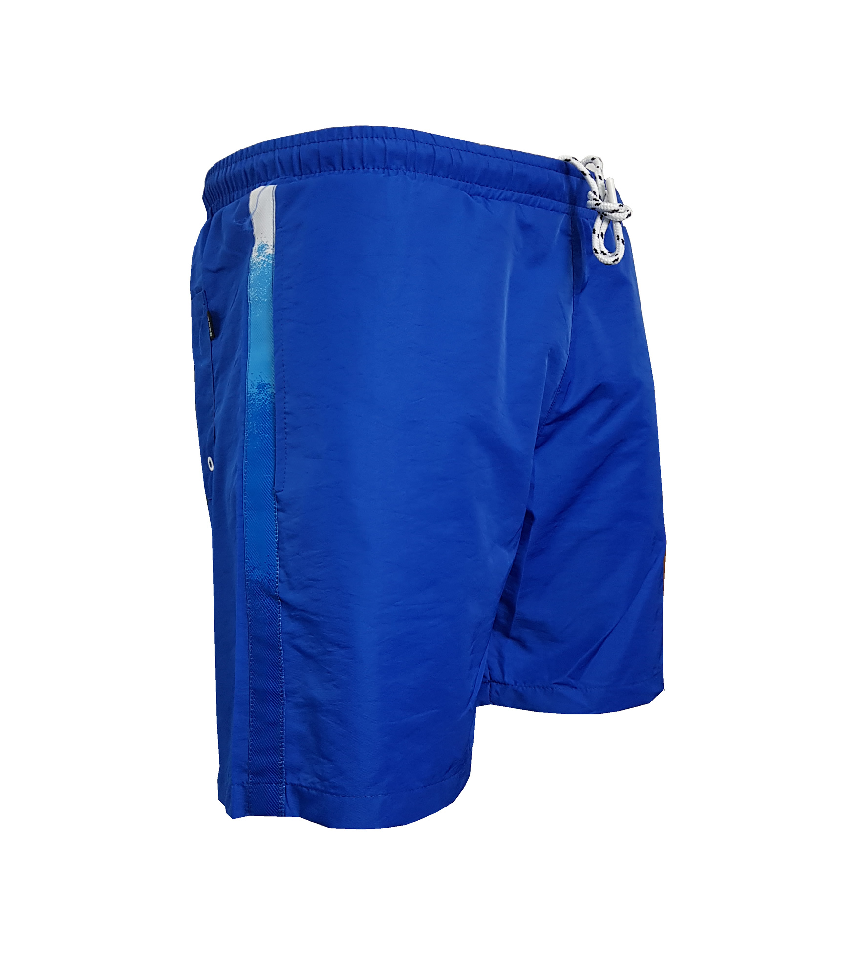 78737dab1 Hugo Boss Polyester Swim Shorts in Royal Blue | INTOTO7 Menswear