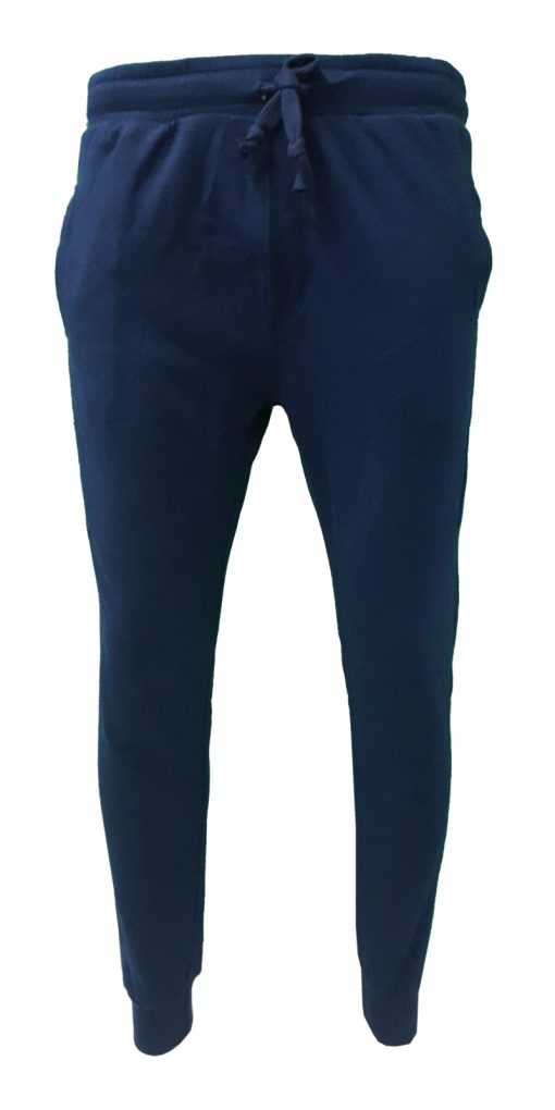 Calvin Klein Cuffed Cotton Joggers. Slim Fit