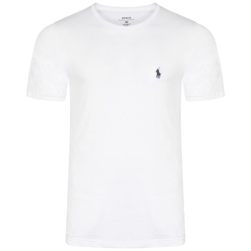 Ralph-Lauren-Crew-Short-Sleeve-TShirt-White
