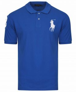 Ralph-Lauren-Polo--Big-Pony-Short-Sleeve-TShirt-Royal-Blue