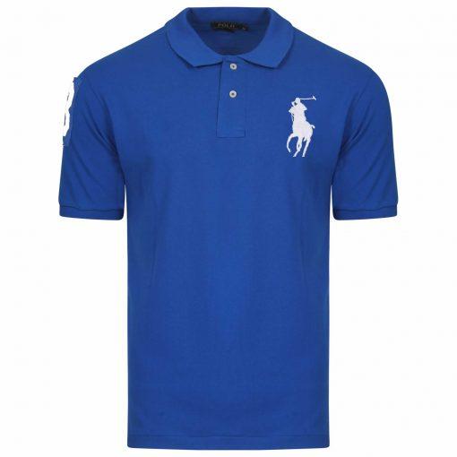 Ralph-Lauren-Polo--Big-Pony-Short-Sleeve-TShirt-Royal-Blue