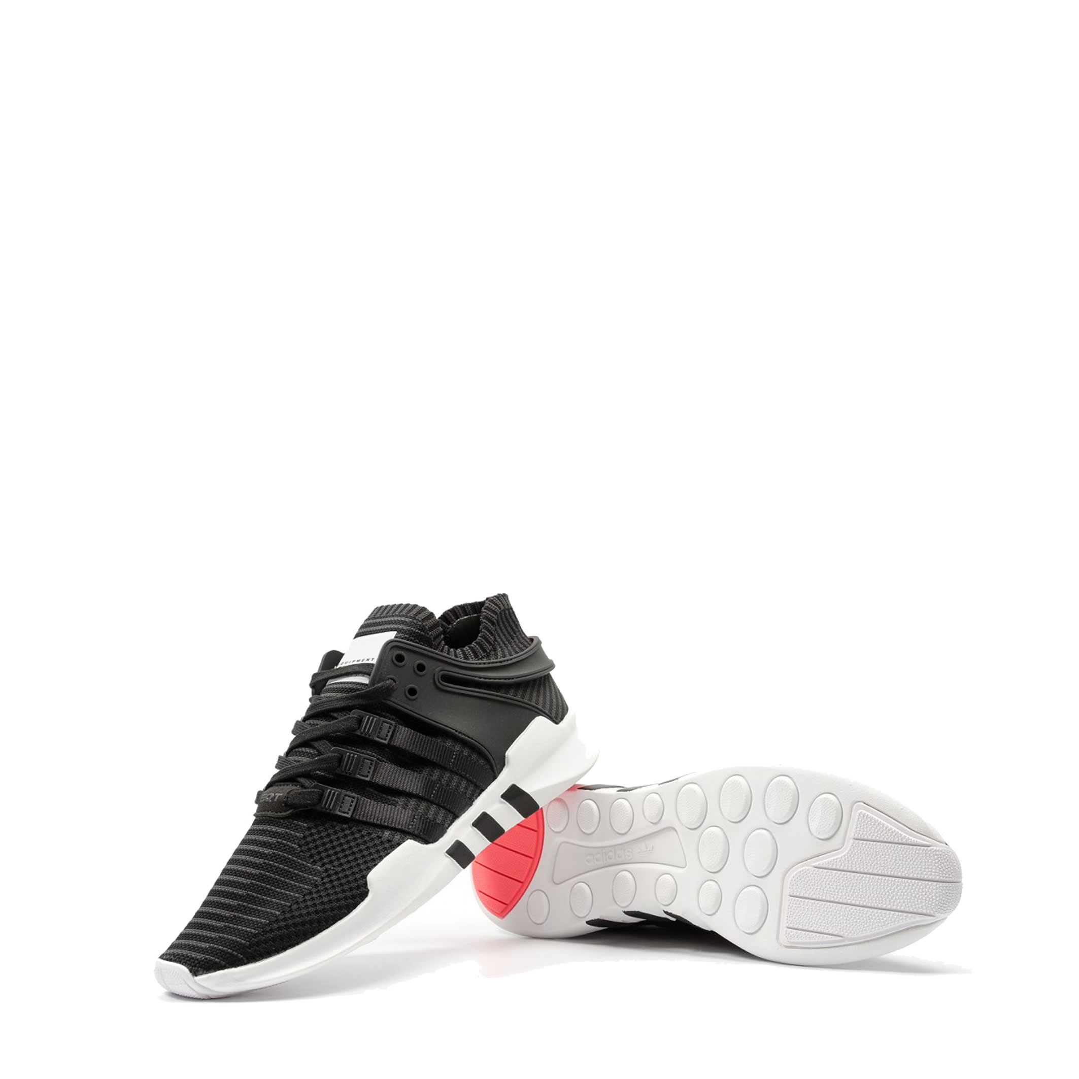 the latest 19798 250cd Adidas EQT Support ADV Primeknit Trainers Black/White/Pink