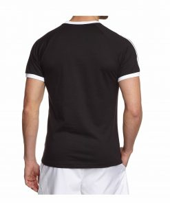Adidas Originals California Black Short Sleeve Crew T Shirt