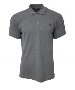 DSQUARED2 SS POLO GREY