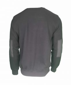 38 - PAUL SHARK SWEATER BLACK REAR