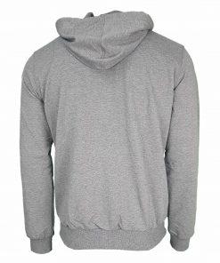 Hugo Boss Pavlik Tracksuit Top Jacket & Bottoms with Contrast Logo in Dark Grey