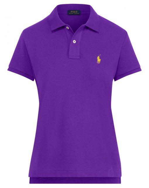 Ralph Lauren Womes Polo Shirt Small Pony