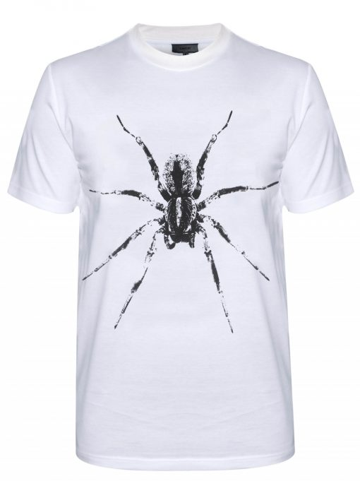 125 LANVIN SPIDER T SHIRT WHITE