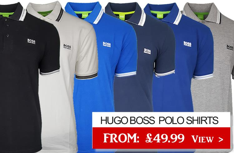 HB - Polo Shirt Short Sleeve Offer