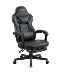 luxury life gaming office reclining rising lift chair grey